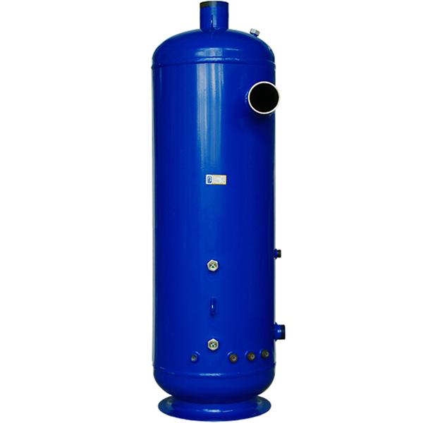 Oil separator. Cyclone type