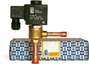 EEV (electronic expansion valves)